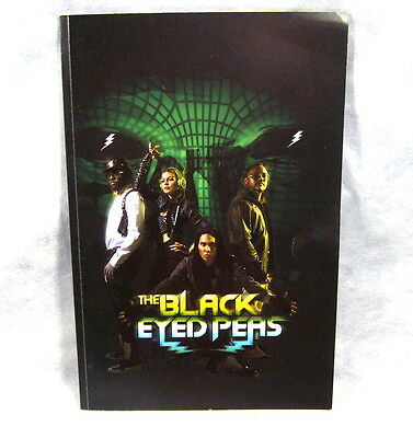 THE BLACK EYED PEAS 2010 The End World Concert Tour Program