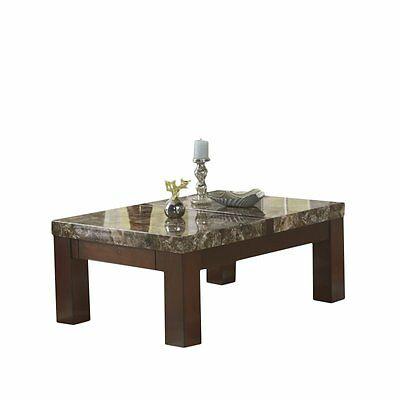 ASHLEY KRALEENE LIFT Top Coffee Table In Dark Brown PicClick - Ashley larimer coffee table