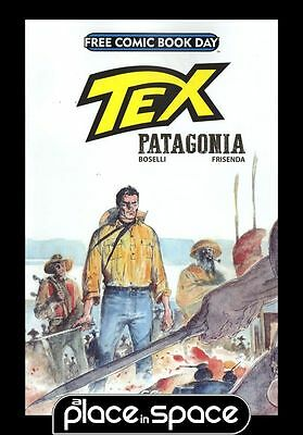 Free Comic Book Day 2017 Tex: Patagonia