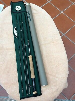 "sage XP 7 weight, 4pce, 9' 6"" Fly rod"