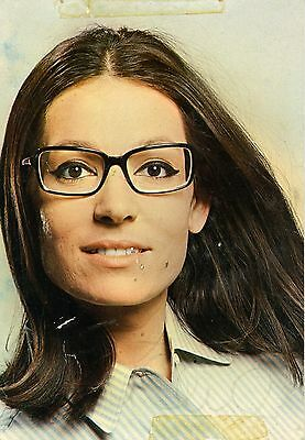 Postcard / Carte Postale / Chanteuse / Nana Mouskouri