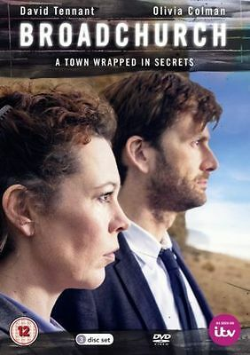 Broadchurch Complete Series 1 DVD ITV Brand New / Sealed