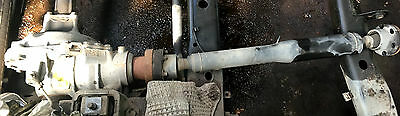 Land Rover Discovery 3 2.7 2007 Front Differential Diff & Propshaft 2004-2009