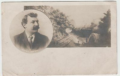 Postcard of Gipsey Smith, Evangelist 1906