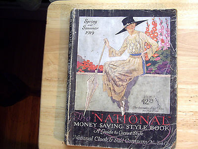 National Cloak & Suit Co. Spring And Summer 1919 Catalog Of Woman's Fashion