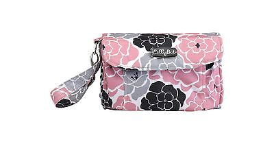 Nat and Jules NJ4780022 Pink Floral Diaper Clutch New