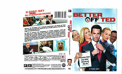 Better Off Ted: The Complete Season 1 (DVD, 2009, 2-Disc MOD Set)