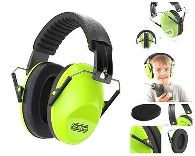 Kids Protective Headphones Children Hearing Protection EarMuffs Noise Blocking