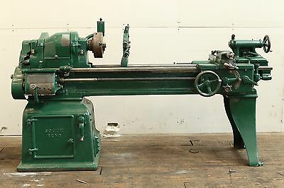 """South Bend 16""""x36"""" metal lathe FULLY TOOLED PLUS TAPER runs well good ways"""