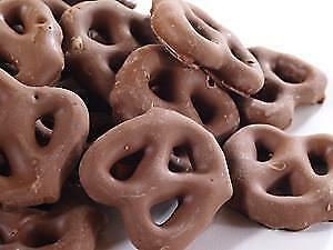 Chocolate Pretzel 100g
