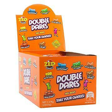 Double Dares Jelly Beans
