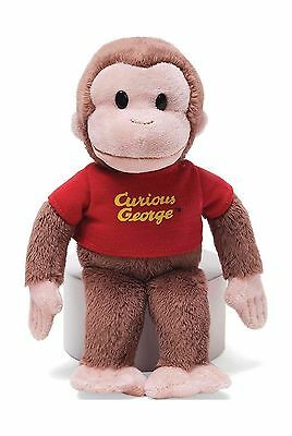 "Gund 320693.0 Curious George 8"" Asst/12 New"
