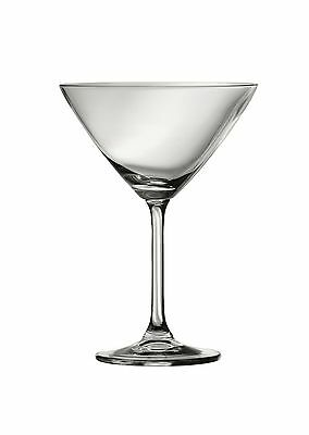 Galway Crystal Clarity Martini Glass (Set of 6) Clear New