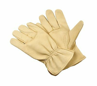G & F 2002XL-3 Grain Pigskin Leather Work Gloves X-Large 3-Pack New