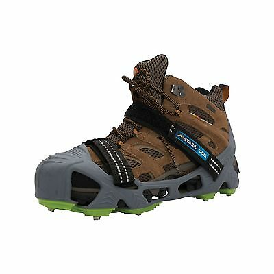 IMPACTO HIKEEXP-750-02 Stabilicers Hike Xp Traction Cleats Medium Men7.5-... New