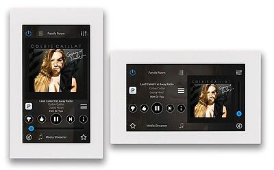 NEW! Russound XTS IN WALL touchscreen Home Automation/sound