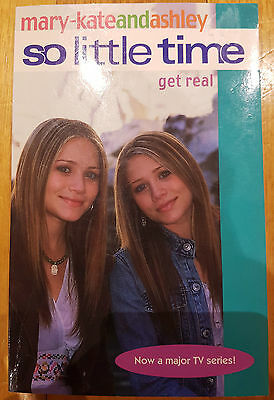 Mary-Kate and Ashley - So Little Time #15 Get Real By Jacqueline Carroll
