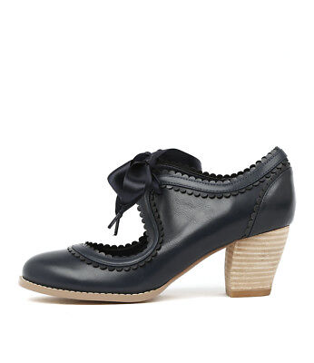 New I Love Billy Diz Navy Womens Shoes Dress Shoes Heeled