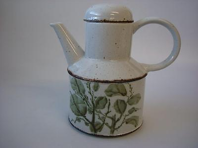 Midwinter Stonehenge Greenleaves 2 Pint Coffee Pot