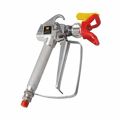 Airless Paint Spray Gun OPACC Pressure No Gas Sprayer 3600 PSI with TIP S... New