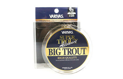 Varivas Super Trout Advance Big Trout Nylon Line 150m 8lb (5436)