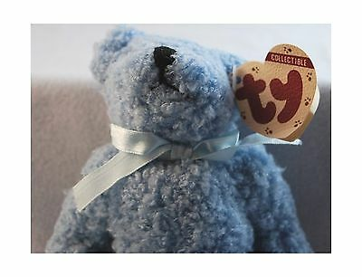 Ty Attic Treasures - Bluebeary [Toy] New