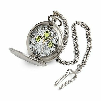 Underground Toys DR79 Doctor Who Masters Fob Watch New