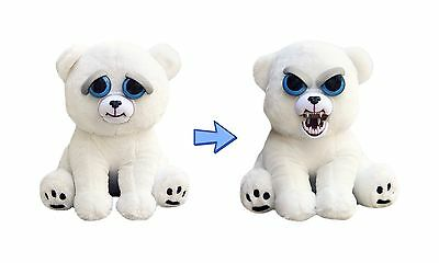 "William Mark- Feisty Pets: Karl the Snarl- Adorable 8.5"" Plush Stuffed Po... New"