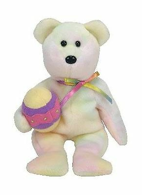 TY Beanie - Eggs 2006 Bear New