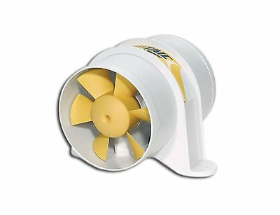 """Marine 4"""" In-line Blower for Boats - Yellow Tail - 220 CFM - Shurflo (BC ... New"""