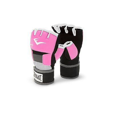 Everlast Pink Women's Evergel Hand Wraps (Large) Large New