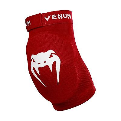 "Venum ""Kontact"" Elbow Protector Red New"
