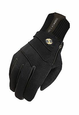 Heritage Extreme Winter Glove Black Size 9 New