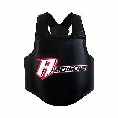 Revgear Guardian Chest and AB Protector Black X-Large New