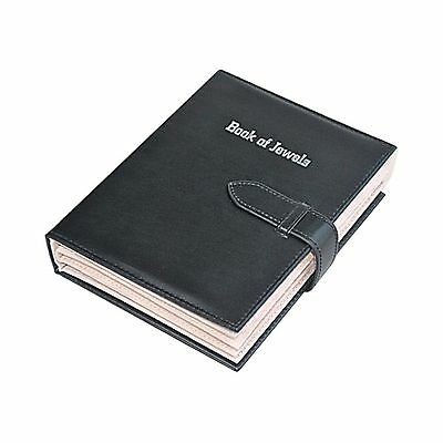 Jewelry Storage Case Organizer Little Book of Earrings A Small Book for K... New
