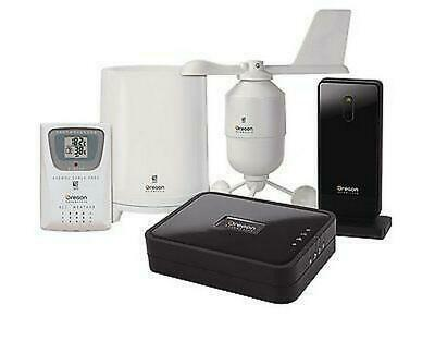 Oregon Anywhere Weather Station with 1 Sensor Free Shipping!