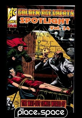 Golden Age Greats Spotlight Vol 14 - Softcover