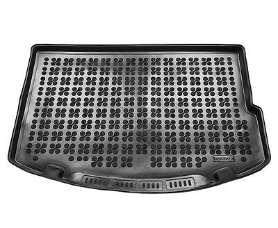 TAILORED RUBBER BOOT LINER MAT TRAY Renault Scenic IV since 2016 upper trunk