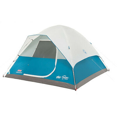 Coleman Longs Peak Fast Pitch 6 Person Dome Tent [2000019416Np]