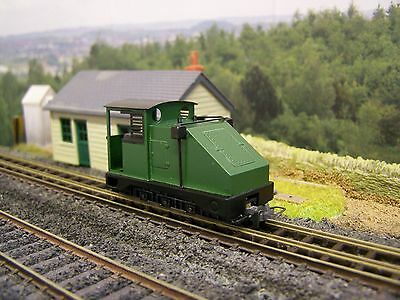 009 Scale Kerr Stuart Brass Etched Bodyshell Kit for Plymouth Chassis