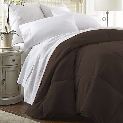 Home Collection Ultra Soft Premium Down Alternative Comforter - Six Colors!