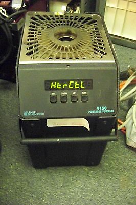 Fluke/Hart Scientific Model 9150 Thermocouple Furnace ~ parts or repair