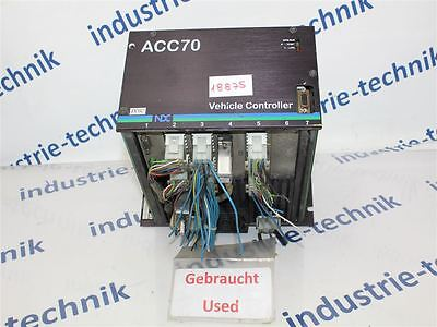NDC DANAHER MOTION Vehicle Controller 18401-11-ACC70 II L   ACC70