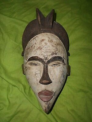 super Tribal Igbo Spirit Mask ---Nigeria.........sn04