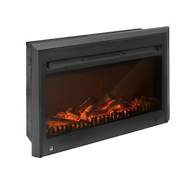 CorLiving FPE-105-F Electric Fireplace Insert New