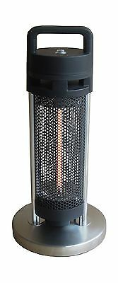 Ener-G+ Indoor/Outdoor Freestanding Electric Patio Heater Black New
