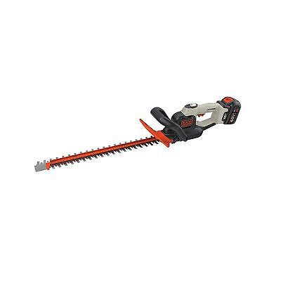 "BLACK+DECKER LHT360C 24"" 60V Max Power Cut Hedge Trimmer New"