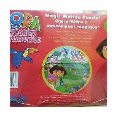 Dora The Explorer Magic Motion Masterpiece Puzzle New