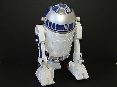 """Hasbro STAR WARS R2D2 Interactive Very Opinionated Robot Droid 16"""" tall"""