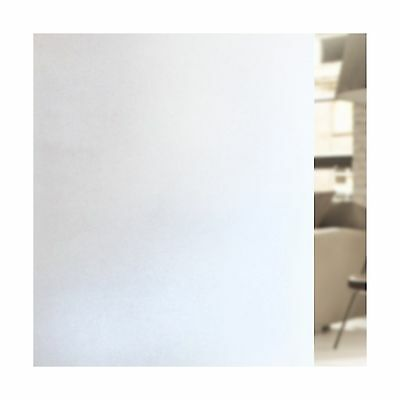 Rabbitgoo Privacy Window Film Matte White Window Film Frosted Window Film... New